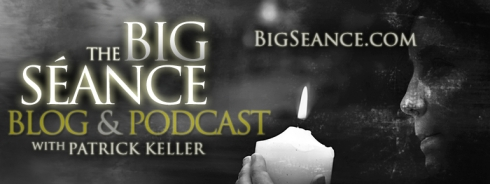 big seance blog, big seance podcast, banner, bigseance