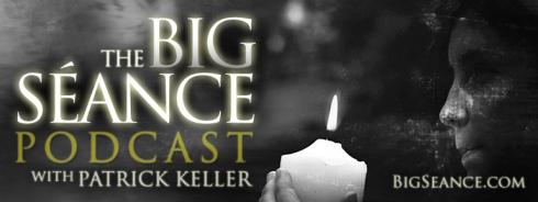 big seance podcast, banner