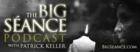 big seance podcast, banner