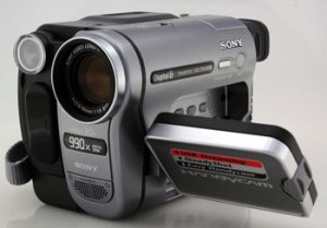 Sony NightShot: A Call for Advice from Paranormal Investigators...