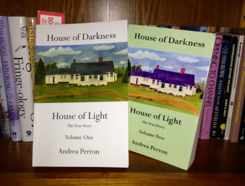 Andrea Perron's House of Darkness House of Light trilogy...