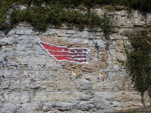 The Piasa Bird.