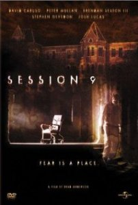 Danvers State Insane Asylum and Session 9