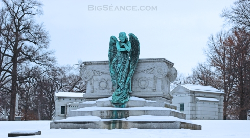 Perfectly Lonely and Snowy City of Souls – Return to Bellefontaine Cemetery, St. Louis