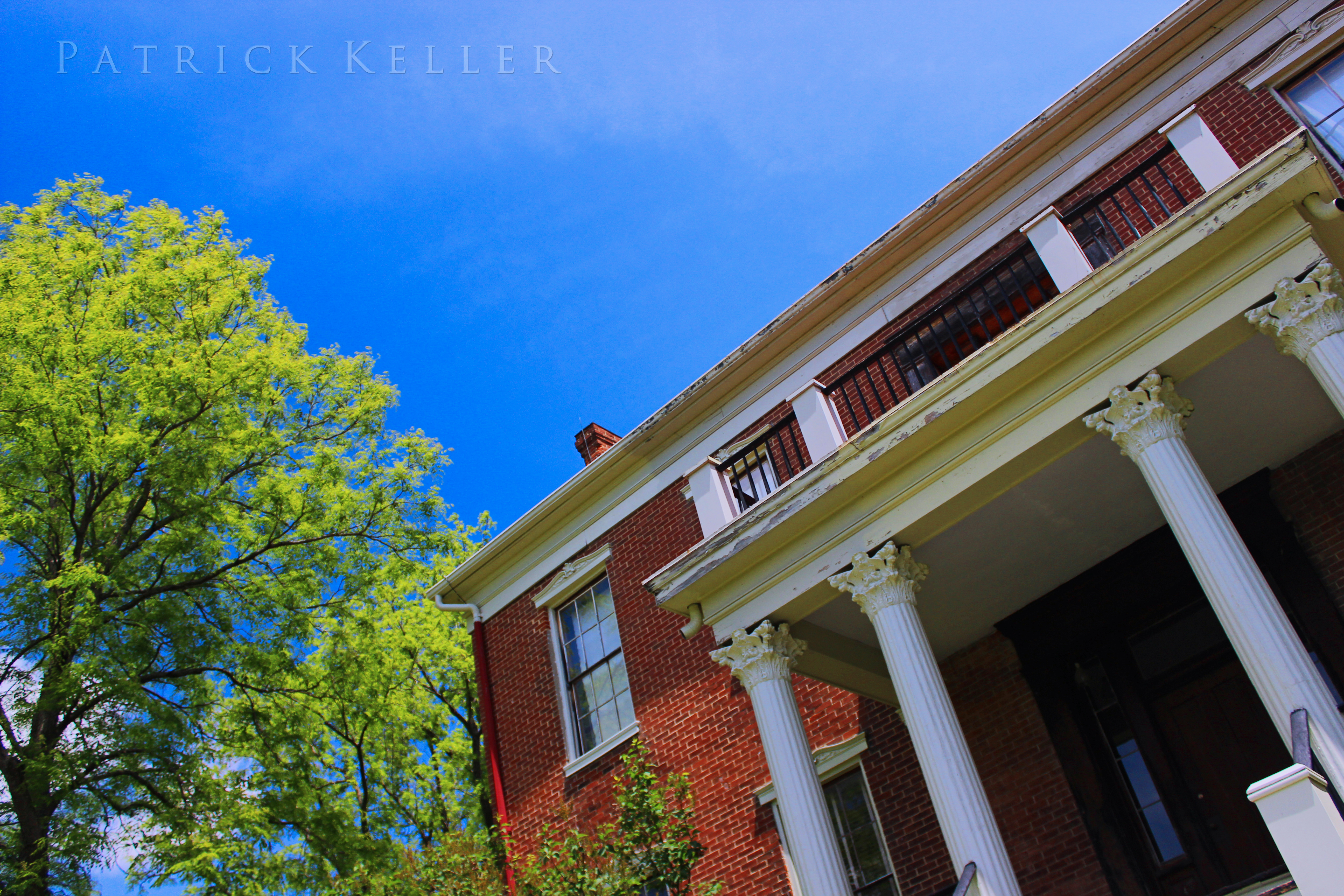 The Anderson House and the Battle of Lexington State Historic Site