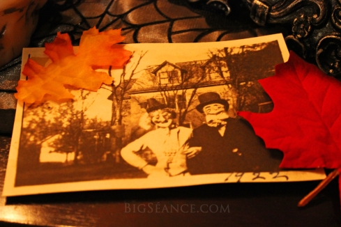 Halloween altar, Halloween decorating ideas, Big Seance