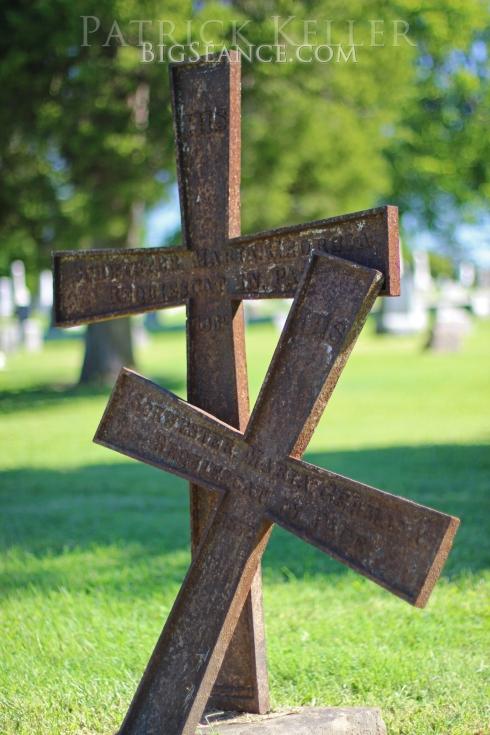 cemetery grave adoption crosses1