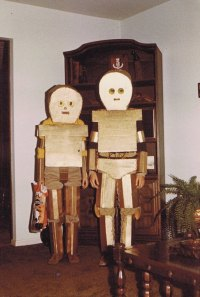 Karen A. Dahlman and friend, Halloween 1977, The Big Séance Podcast