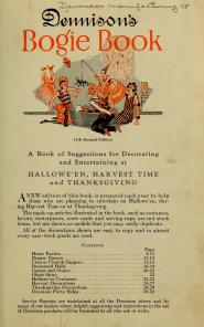 Dennison's Bogie Book, Big Seance