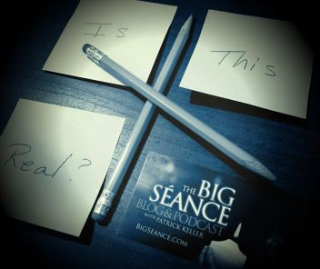 The Truth about the Charlie Charlie Challenge on the Big Séance Podcast at BigSeance.com