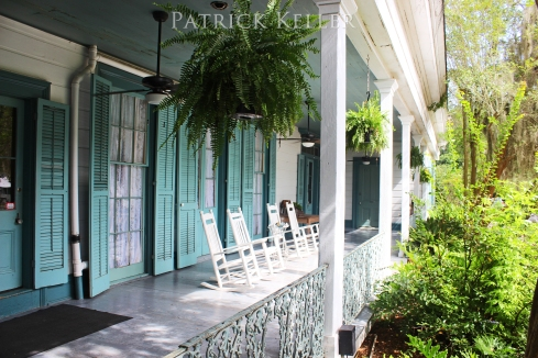 Myrtles Plantation in St. Francisville, Louisiana