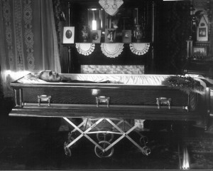 A Funeral Home Ghost Story, BigSeance.com, Paranormal