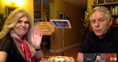 Live Ouija Session with Karen A. Dahlman on The Big Séance Podcast