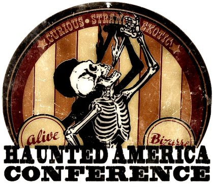Interview with Troy Taylor on the 20th Anniversary Haunted America Conference in Alton, Illinois - The Big Séance Podcast: My Paranormal World