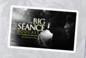 Stickers - The Big Séance Podcast: My Paranormal World