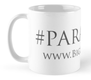 Paranerd Mug - The Big Seance Podcast: My Paranormal World