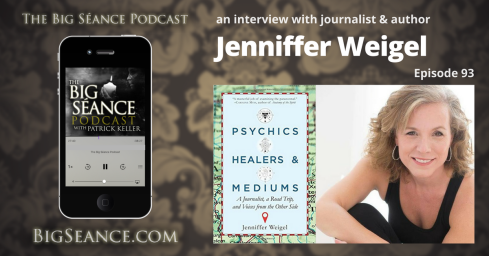 Interview with journalist and author, Jenniffer Weigel on her book,