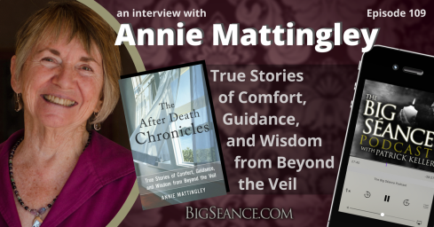 An interview with Annie Mattingley on her book,